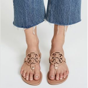 Tory Burch Shoes - Tory Burch Miller Sandals 👡 🏖